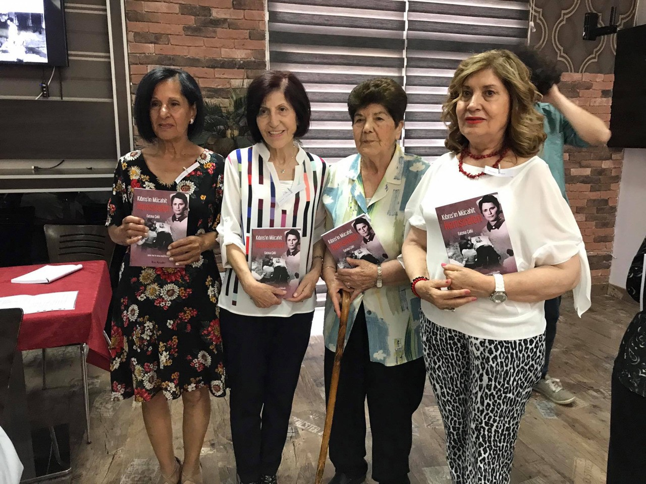Kıbrıslı Mücahit hemşireler