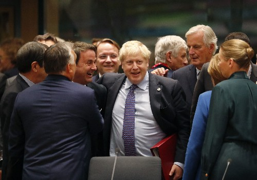 High anxiety in Brussels: Will Brexit deal be clinched?