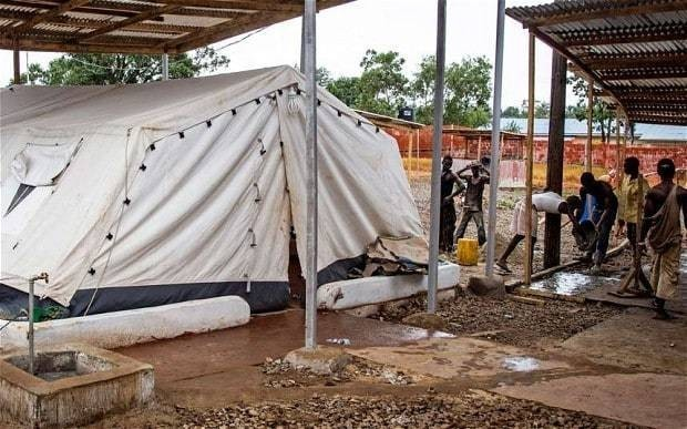 Ebola outbreak: Bodies 'dumped in the street' as Liberia faces panic over virus