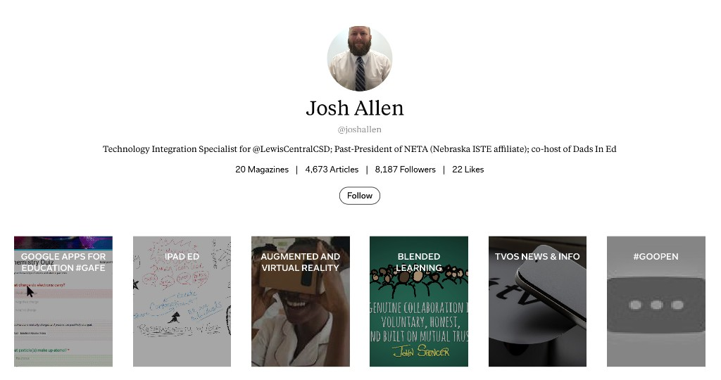 14 Educators You Should Follow on Flipboard
