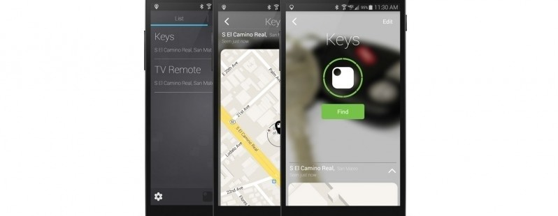 The find-your-stuff Tile beacon now has an Android app