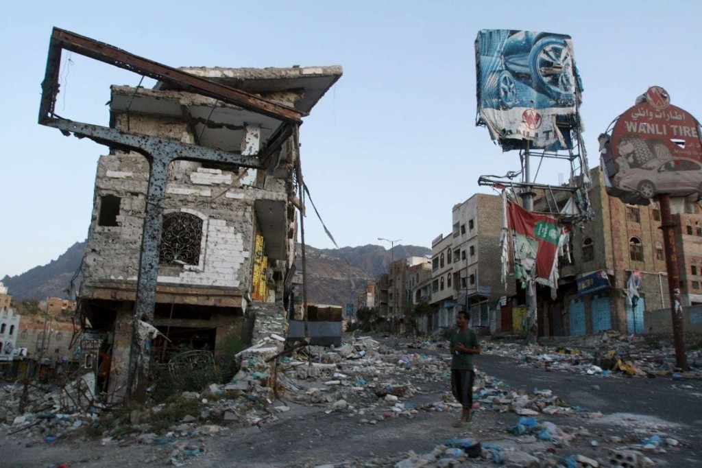 'Trapped by all the sides' in Yemen's largely ignored war