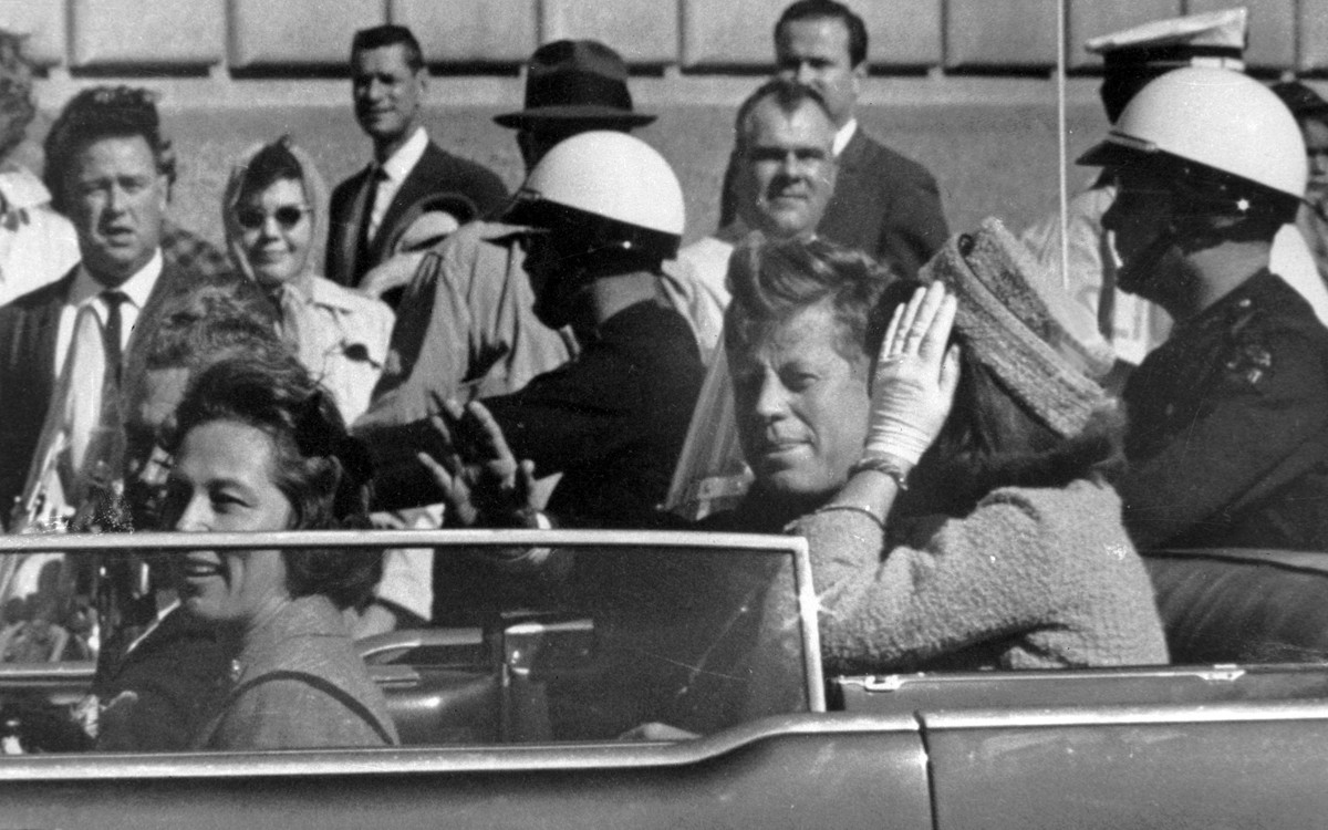 JFK: A Look Back