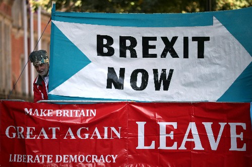 Mould-breaking court to shape Britain's Brexit agony