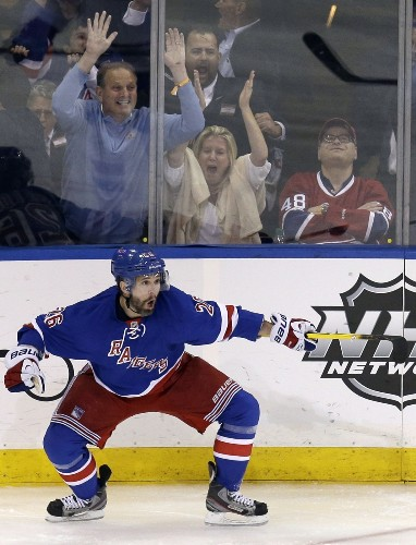 NHL Conference Finals in Pictures