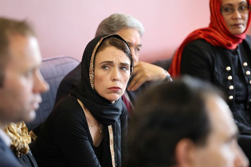 PM Ardern vows tough new gun laws after New Zealand shootings