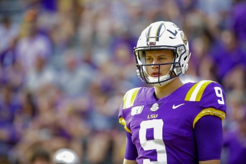 No. 4 LSU packs potent passing for trip to Vandy