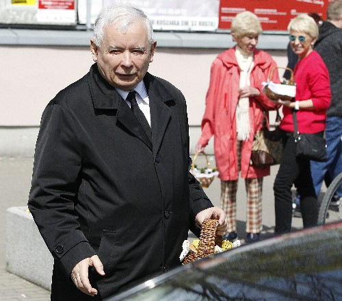 Polish leader: LGBT rights an import that threatens nation
