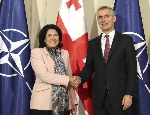 NATO keeps Jens Stoltenberg as its chief until 2022