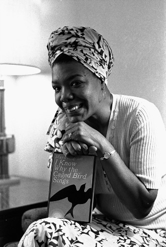 Maya Angelou: A Photo Gallery