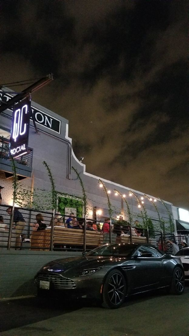 Something really cool is Live in #Charlotte • #QCSocial @QCSLounge • great venue, amazing people