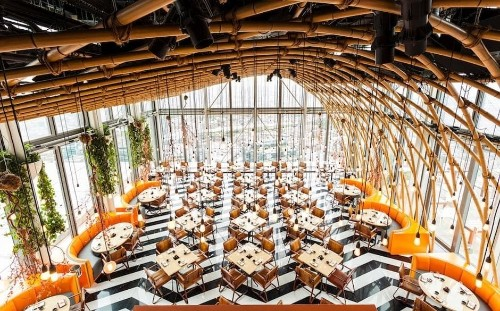 London's rooftop restaurants and restaurants with views