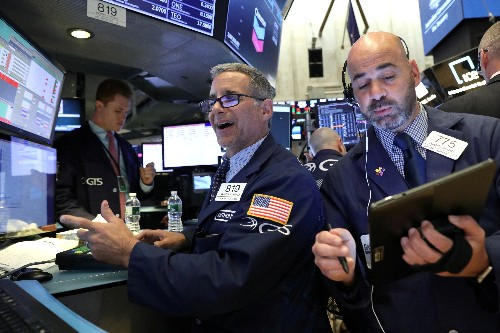 Global stocks rally, bond yields plunge after Fed hints at rate cuts