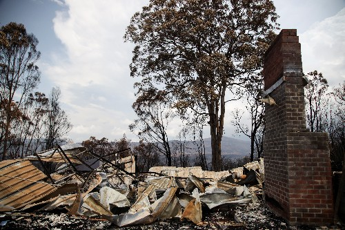 Half of Australians donated to bushfire appeal: survey