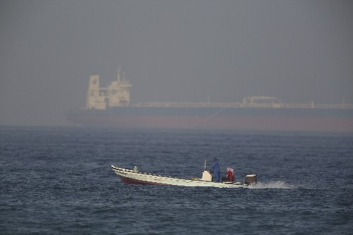 The Latest: EU seeks more information on oil tanker attacks