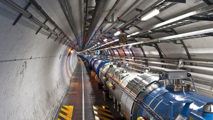 Revamped Large Hadron Collider set to restart