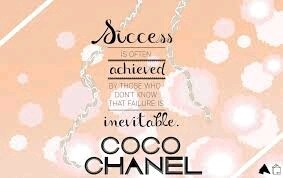 Coco Chanel - Magazine cover