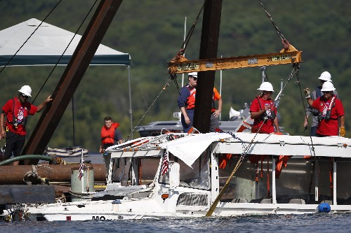 NTSB: Coast Guard ignored duck boat safety proposals