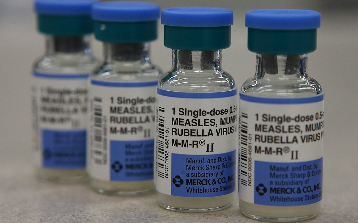 The Week in Review: Measles Spreads, Vaccination Debate Continues
