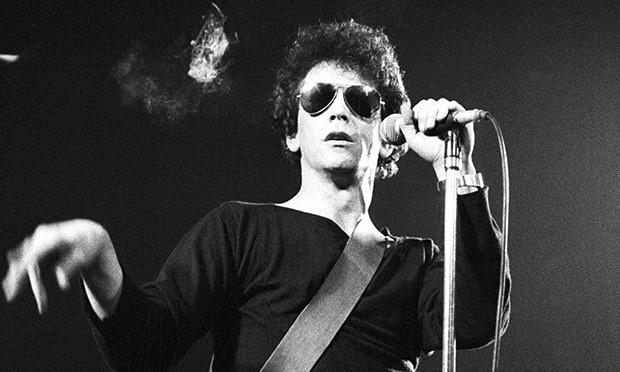 Writing on the man: Lou Reed remembered