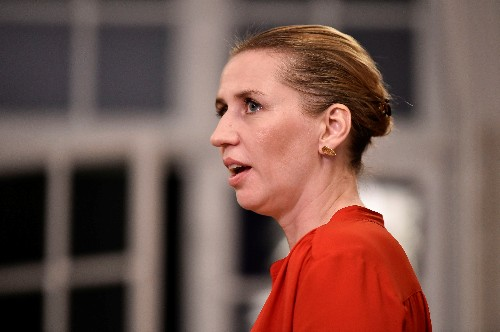 Denmark's next PM says she will nominate EU Commissioner Vestager for another term