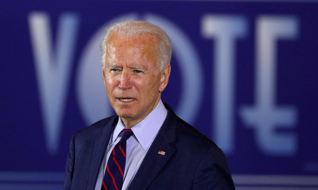 Biden, in LGBTQ interview, vows to pass Equality Act in first 100 days