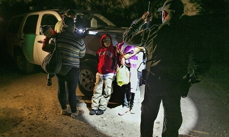 Rio Grande border to US sees 57,000 young migrants in nine months