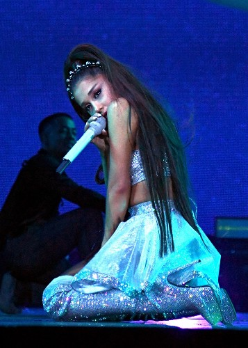 Ariana Grande Tears It Up at Coachella: Pictures