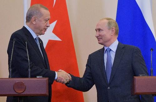 Turkey will resume Syria assault if U.S. promises not met - Erdogan