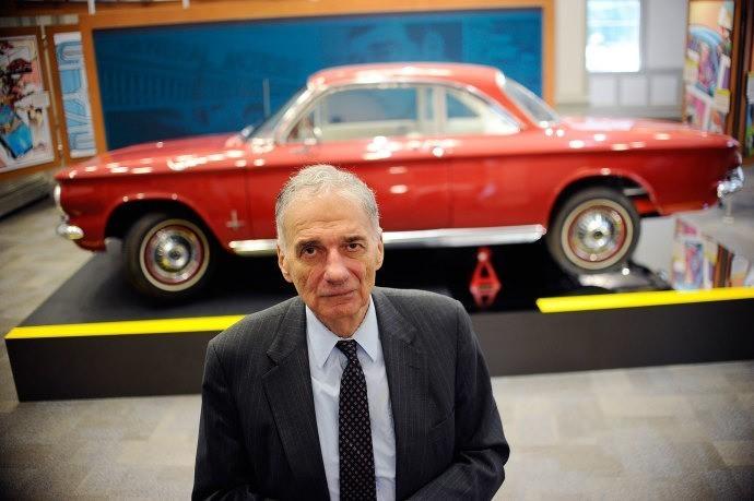 Ralph Nader's Tort Museum