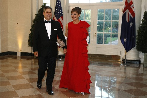 American, Australian luminaries gather at White House dinner