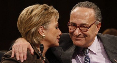 New Siena poll finds Clinton, Schumer with big leads in New York