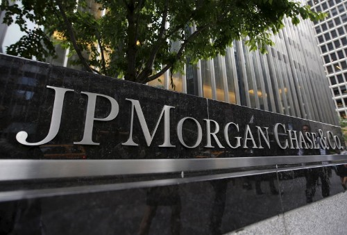 JPMorgan profit boosted by bond trading, strong underwriting
