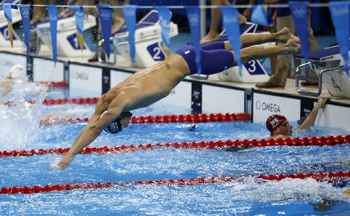 Phelps Final Lap Highlights Day 8 in Rio: Pictures