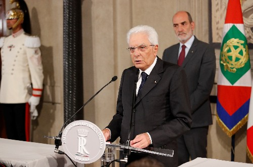 Italiens Präsident gibt Parteien mehr Zeit für Regierungsbildung
