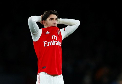 Bellerin lost for words after latest Arsenal defeat