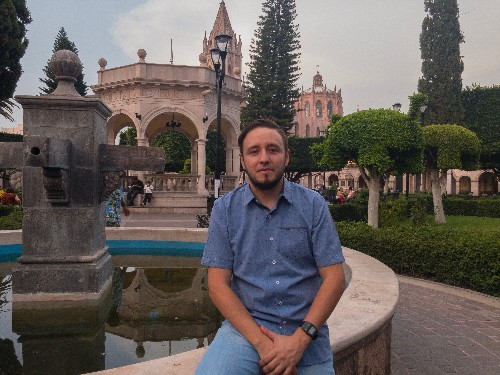 Spotlight: Francisco Javier Mejía García, apasionado por la arquitectura y el diseño