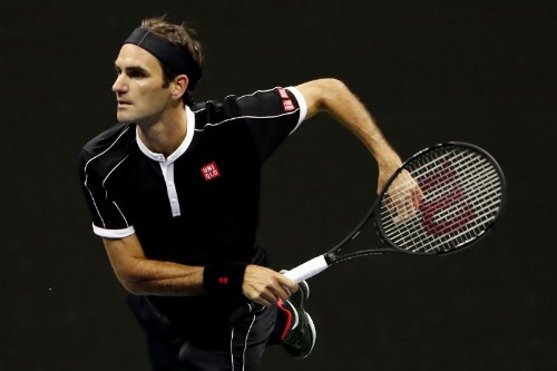 Tennis: Federer will not be 'destroyed' if Rafa reaches 20, says Luthi