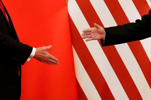 Thirty years on, U.S.-China politics and tech collide