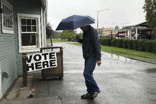 Alaska GOP scraps 2020 presidential primary, helping Trump