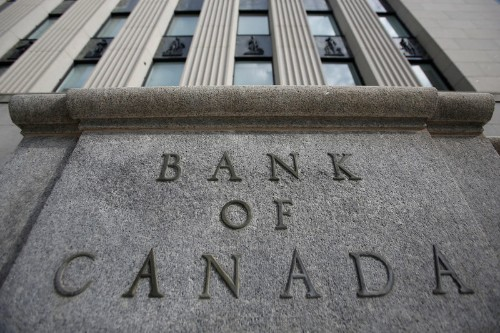 Bank of Canada says risk to financial system is slightly higher than last June