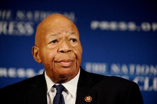 Late Representative Cummings to lie in state in U.S. Capitol