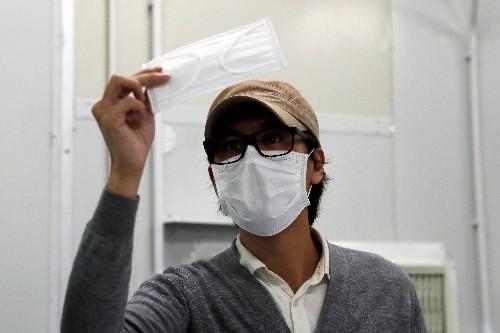 Hong Kongers set up face mask factory amid coronavirus panic buying