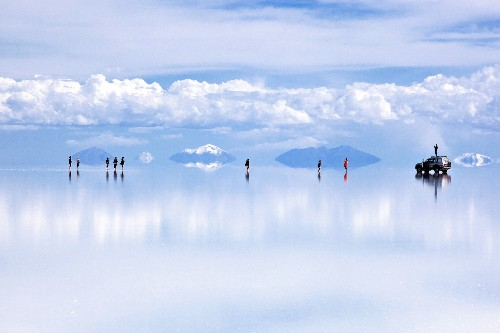 These Salt Flats Are One of the Most Remarkable Vistas on Earth
