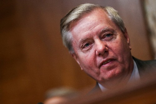 Senator Graham, close Trump ally, joins opponents to planned U.S. foreign aid cuts