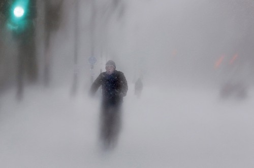 Blizzard of 2015 in Northeast