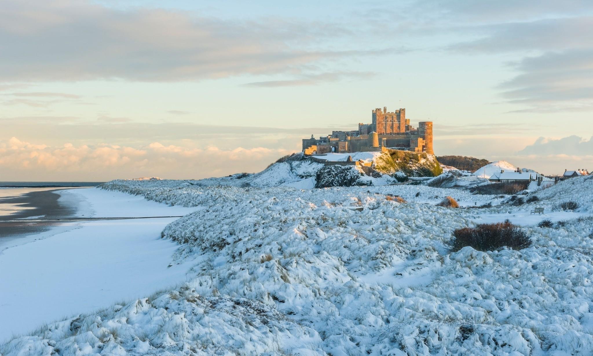 Offbeat winter breaks in the UK