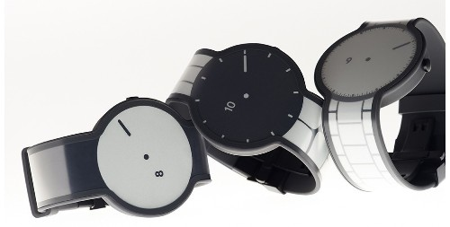 Sony's Amazing New FES Watch Is Now Official, Uses E-Paper Display And Strap