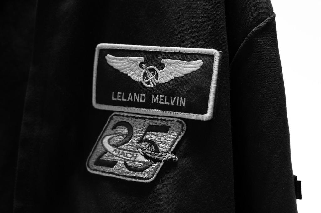 My Magazine: Leland Melvin - Magazine cover