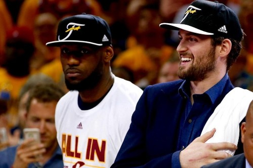 Kevin Love Expects to Be Back with Cleveland Cavaliers for 2015-16 NBA Season